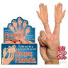 【Finger Hands 左右1ペアSet】指に着ける手 2個セット 小さい手...
