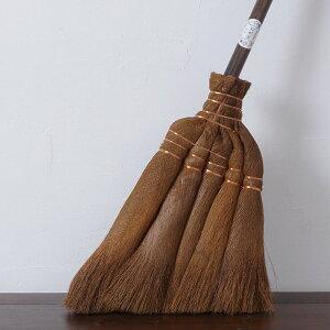ほうき棕櫚5玉手箒伝統工芸品箒ほうき室内おしゃれ最高級棕櫚箒棕櫚ほうきエコ省エネ階段玄関掃除掃除機大掃除グッズ日本製RCPあす楽北欧