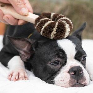 ペットたわしブラシ犬ペットたわしペットブラシわんちゃんブラシ犬ブラシワンちゃん用ペット用たわしブラッシング犬用品棕櫚たわしシュロ棕櫚束子しゅろサイザルペットグッズおしゃれオシャレグッズ北欧ギフト
