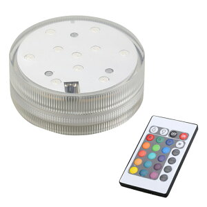 防水 デコレーション LEDライト 水中 防水 ライト ランプ マルチカラー LED ◇KS-SB-010M【定形外郵便】