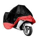 日焼け止めバイクカバー 小型 中型 大型バイク 雨 UV オックスフォード布カバー サイズ豊富 ダストブロック 錆防止 ◇…