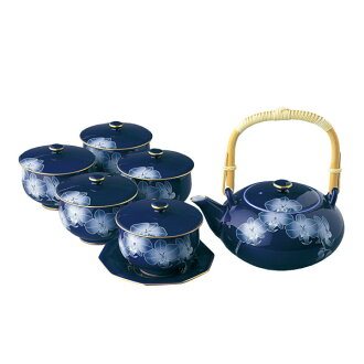 ★R1202-AF(ruri胡蝶蘭)茶具安排