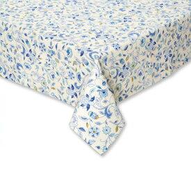 HM1296ハードウィック ブルー テーブルクロス130×180 川島織物セルコン【MINTON】