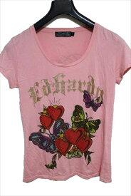 エドハーディー ed hardy レディース 半袖 Tシャツ W02GRH565 ピンク