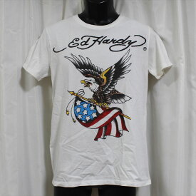 エドハーディー ed hardy メンズ半袖Tシャツ MO2JBSC063 ドン・エド・ハーディー DON ED HARDY