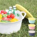 キャンプ BBQ 収納 バスケット ふた付き BBQ シュロル 日本製 テーブルバスケット 洗濯板 部分洗い コンパクト キッチ…