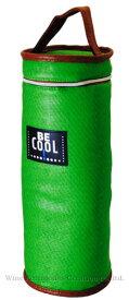 BE COOL シャンパンクーラーバッグ 1本用グリーン ラッピング不可商品