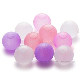 クリスタル アイスボール 10個パック(ピンク、パープル、ホワイトのアソート) BS550CP ラッピング不可商品