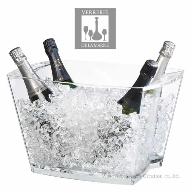 【送料無料】ヴェルリィ・デ・ラ・マルヌ グランド・アラスカ ワインクーラー LM102PT ラッピング不可商品