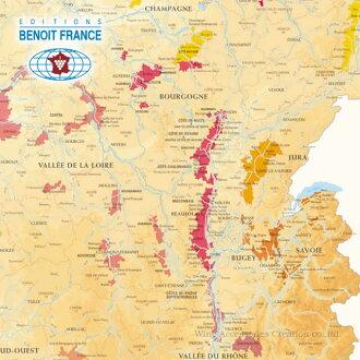 Wac Rakuten Global Market Whole Wine Map France Wine Spirits - Map of the whole world with names