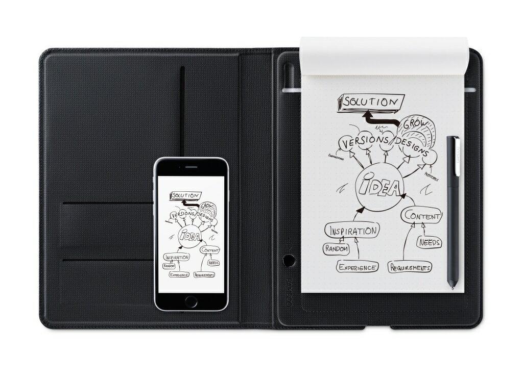 Bamboo Folio small (CDS610G) ワコム スマートパッド デジタルノート 楽天スマートペイユーザー様向け