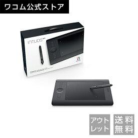 【アウトレット】ワコム ペンタブレット Intuos Pro small (PTH-451/K2) 送料無料