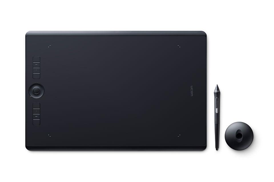 Wacom Intuos Pro Large (PTH-860/K0) ワコム ペンタブレット 送料無料