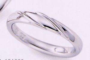 ★NINA RICCI【ニナリッチ】(8)6RA905マリッジリング・結婚指輪・ペアリング用(1本)