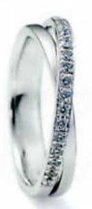 ★NINA RICCI【ニナリッチ】(41)6RB0002-3マリッジリング・結婚指輪・ペアリング用(1本)