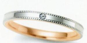 ★NINA RICCI【ニナリッチ】(31)6R1F03マリッジリング・結婚指輪・ペアリング用 (1本)