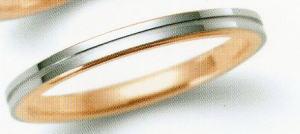 ★NINA RICCI【ニナリッチ】(34)6R1F06マリッジリング・結婚指輪・ペアリング用 (1本)