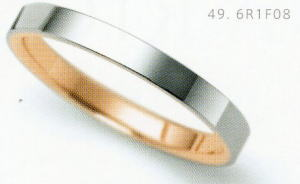 ★NINA RICCI【ニナリッチ】(36)6R1F08マリッジリング・結婚指輪・ペアリング用 (1本)