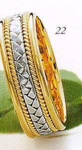 ★Tresoro【トレソロ】(22)16F02 wide 6.0mmマリッジリング・結婚指輪・ペアリング用(1本)