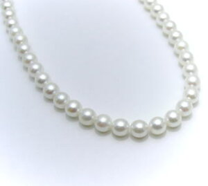 【アコヤ本真珠】 パール3点セット♪(指輪・ネックレス・イヤリング)7.0〜7.5mm