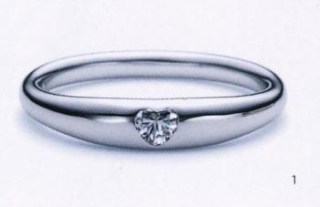★お買い得特別価格!!★Romantic Blueロマンティックブルー4A1005(1)マリッジリング・結婚指輪・ペアリング用(1本)