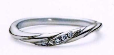★NINA RICCI【ニナリッチ】(5)6R1J01マリッジリング・結婚指輪・ペアリング用(1本)