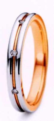 ★NINA RICCI【ニナリッチ】(24)6R1J05-3マリッジリング・結婚指輪・ペアリング用(1本)