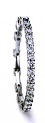 ★NINA RICCI【ニナリッチ】(50)6E006-3 90%フルエタニティリング・マリッジリング・結婚指輪・ペアリング用(1本)