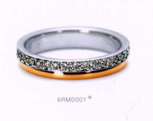 ★NINA RICCI【ニナリッチ】(26)6RM0001-3 ダイヤマリッジリング・結婚指輪・ペアリング用(1本)