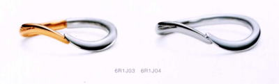 ★NINA RICCI【ニナリッチ】(番外9-3)6R1J03-3 &(番外9-4)6R1J04-3 2本セットマリッジリング・結婚指輪・ペアリング