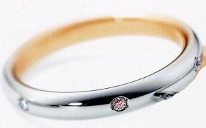 ★NINA RICCI【ニナリッチ】(17)6RMP03マリッジリング・結婚指輪・ペアリング用(1本)
