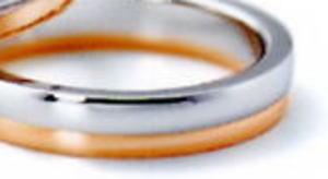 ★NINA RICCI【ニナリッチ】(28)6RL917マリッジリング・結婚指輪・ペアリング(1本)