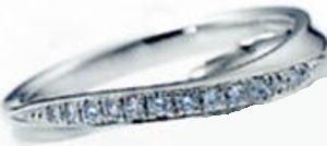 ★NINA RICCI【ニナリッチ】(39)6RB0003マリッジリング・結婚指輪・ペアリング用(1本)