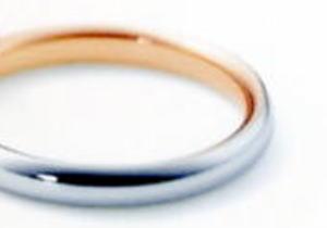 ★NINA RICCI【ニナリッチ】(18)6RL922マリッジリング・結婚指輪・ペアリング用(1本)