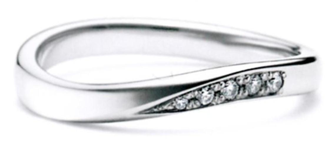 ★NINA RICCI【ニナリッチ】【新製品】6r1b02マリッジリング・結婚指輪・ペアリング用(1本)
