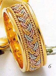★Tresoro【トレソロ】(6)01H04 wide 7.0mmマリッジリング・結婚指輪・ペアリング