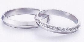 ★お買い得特別価格!!★EBP-10M & EBP-10L(ダイヤ付)Enbrasser Purest(アンブラッセ ピュアレスト 純プラチナ Pt-999)マリッジリング、結婚指輪、ペアリング用(2本)