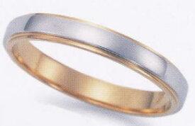 ★お買い得特別価格!!★EBP-12MEnbrasser Purest(アンブラッセ ピュアレスト 純プラチナ Pt-999)& 純金 (K24-999)マリッジリング、結婚指輪、ペアリング用(1本)
