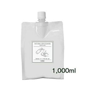 HARIO ハリオナチュラルイオンクリーナー 1000ml NATURAL ION CLEANER ION-1000-ZK 詰め替え用