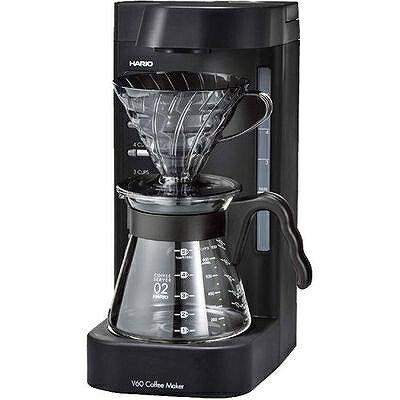 HARIO ハリオ EVCM2-5TB V60珈琲王2 コーヒーメーカー 計量スプーン・ペーパー40枚付き【あす楽対応】