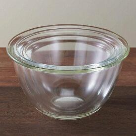 HARIO ハリオ 耐熱ガラス製ボウル3個セット MXPN-3704 (MXP-900 900ml、MXP-1500 1500ml、MXP-2200 2200ml)