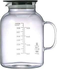 HARIO ハリオ ビネガーズ フルーツポット1000 1000ml VFP-1000-B ドリンクポット 漬物容器 保存容器