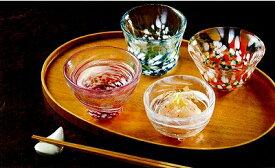 石塚硝子 ISHIZUKA GLASS アデリアグラス ADERIA GLASS 津軽びいどろ 四季の盃 FS71545【あす楽対応】