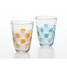 石塚硝子 ISHIZUKA GLASS アデリアグラス ADERIA GLASS 泡づくりタンブラーペアセット 290ml S5846
