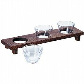 石塚硝子 ISHIZUKA GLASS アデリアグラス ADERIA GLASS てびねり三味三昧 S5408 盃 杯 吟醸グラス 90ml