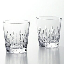 石塚硝子 ISHIZUKA GLASS アデリアグラス ADERIA GLASS メリクーリオ ロックグラスペア JS437 240ml