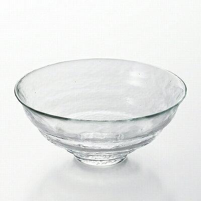 【エントリーでポイント5倍中!】石塚硝子 ISHIZUKA GLASS アデリアグラス ADERIA GLASS 津軽びいどろ じょうぶな耐熱ガラス 抹茶碗(清) F71248【あす楽対応】