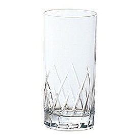 石塚硝子 ISHIZUKA GLASS アデリアグラス ADERIA GLASS CF2カット ハイカムリ12 4031 6個セット タンブラー 360ml