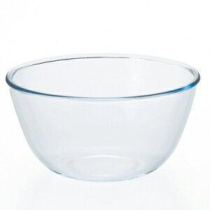 石塚硝子 ISHIZUKA GLASS アデリアグラス ADERIA GLASS BakeCook ベイクック ミキシングボールL H3933 耐熱ガラス オーブン レンジ
