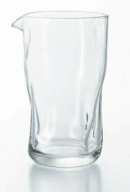 石塚硝子 ISHIZUKA GLASS アデリアグラス ADERIA GLASS てびねりフルード カラフェ B2892 460ml【あす楽対応】
